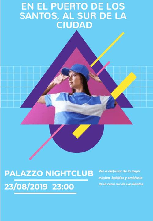 Palazzo Nightclub 23/08/2019 23:00