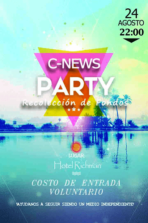 ¡C-NEWS Party!